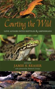 Reptiles & Amphibians Front cover