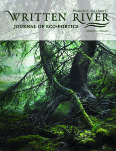 Written River Winter 2013 Cover