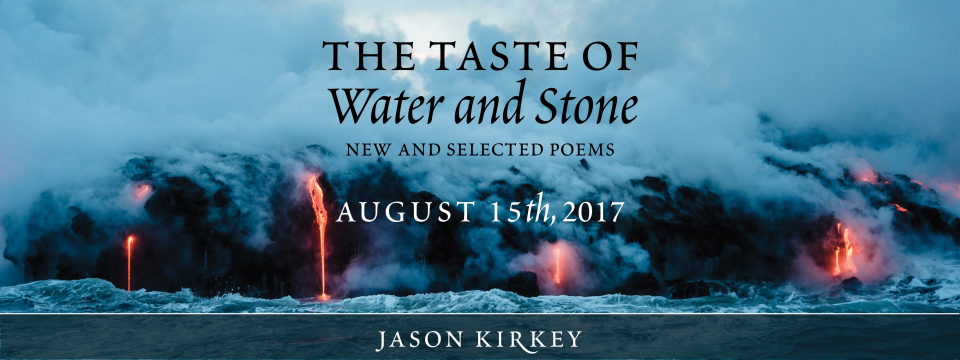 The Taste of Water and Stone